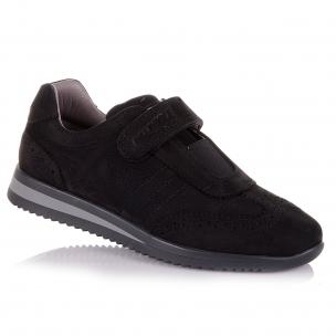 Дитяче взуття PERLINKA (Стильні кросівки із нубуку для школи)