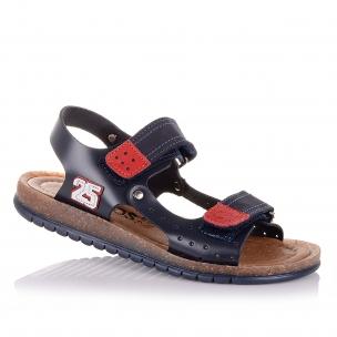 Дитяче взуття PERLINKA (Стильні босоніжки з відкритою п'ятою для хлопчиків)