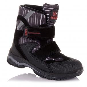 Детская обувь PERLINKA (Зимние сапоги из замши и текстиля )