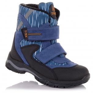 Дитяче взуття PERLINKA (Зимові чоботи на рельєфній підошві)