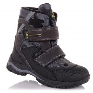 Дитяче взуття PERLINKA (Зимові чоботи з шерстю на внутрішній стороні)