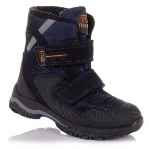 Дитяче взуття PERLINKA (Зимові чоботи на липучках)