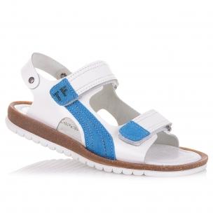 Дитяче взуття PERLINKA (Шкіряні босоніжки на липучках)