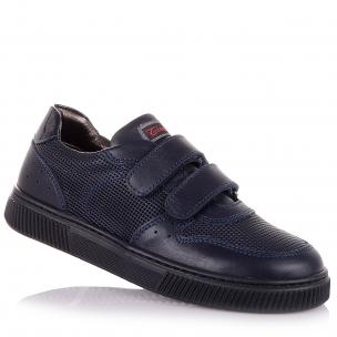 Дитяче взуття PERLINKA (Шкіряні мокасини для школи)