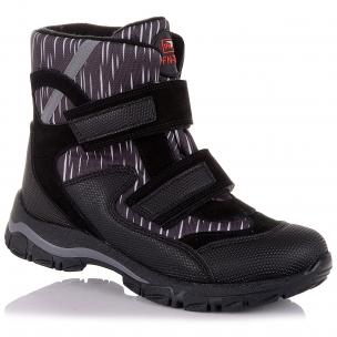 Детская обувь PERLINKA (Зимние ботинки на липучках)