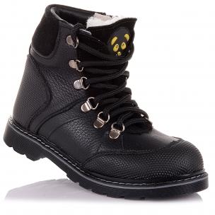 Детская обувь PERLINKA (Зимние ботинки на шнуровке)