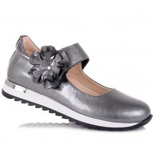 Дитяче взуття PERLINKA (Ошатні шкіряні туфлі для школи)