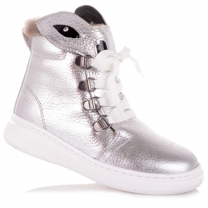 Дитяче взуття PERLINKA (Зимові черевики з натуральним хутром всередині)
