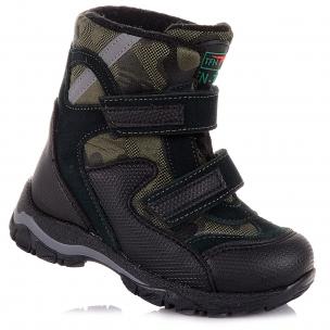 Дитяче взуття PERLINKA (Зимові черевики на липучках)