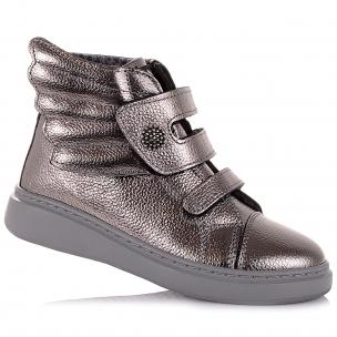 Детская обувь PERLINKA (Демисезонные ботинки из натуральной кожи)