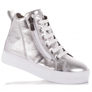 Дитяче взуття PERLINKA (Демісезонні черевики на шнурках та блискавці)