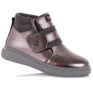 Дитяче взуття PERLINKA (Демісезонні черевики із натуральної шкіри)