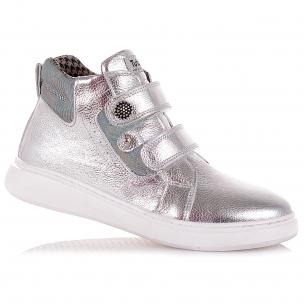 Дитяче взуття PERLINKA (Яскраві демісезонні черевики із шкіри)