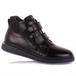 Детская обувь PERLINKA (Демисезонные кожаные ботинки)