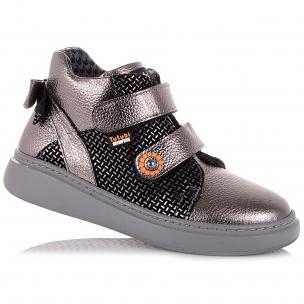 Дитяче взуття PERLINKA (Стильні демісезонні черевики на липучках)