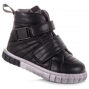 Детская обувь PERLINKA (Кожаные демисезонные ботинки)