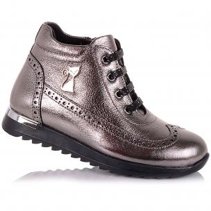 Дитяче взуття PERLINKA (Демісезонні черевики на ребристій підошві)