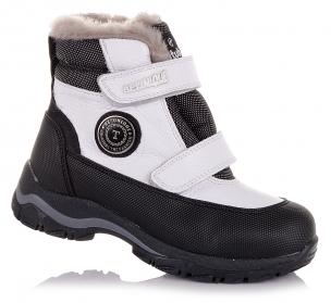 Дитяче взуття PERLINKA (Зимові черевики із шкіри та текстилю)