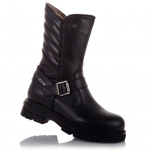 Детская обувь PERLINKA (Зимние сапоги из натуральной кожи)