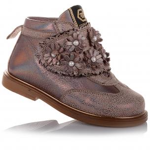 Детская обувь PERLINKA (Демисезонные ботинки с декором )