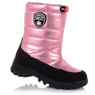 Детская обувь PERLINKA (Стильные зимние дутики на шерсти)