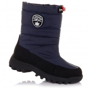 Детская обувь PERLINKA (Зимние дутики на тракторной подошве)