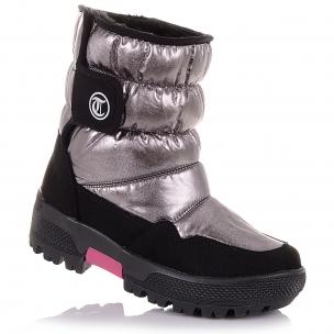 Дитяче взуття PERLINKA (Термочобітки з текстильними вставками)