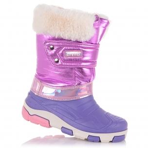 Дитяче взуття PERLINKA (Яскраві термочобітки на рельєфній підошві)