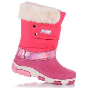 Дитяче взуття PERLINKA (Зимові чобітки-дутики з мембраною)