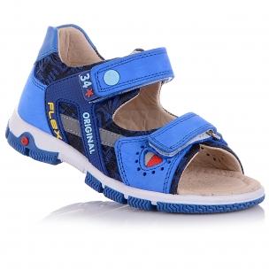 Дитяче взуття PERLINKA (Яскраві босоніжки на липучках)