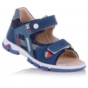 Дитяче взуття PERLINKA (Напівзакриті босоніжки на липучках)