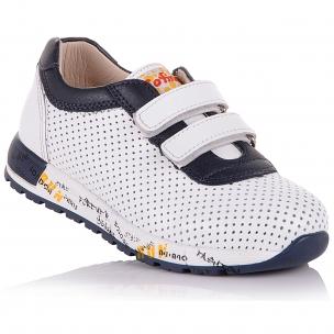 Дитяче взуття PERLINKA (Шкіряні кросівки з перфорацією)