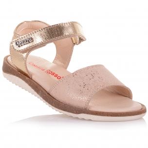 Дитяче взуття PERLINKA (Стильні босоніжки зі шкіри та нубуку )