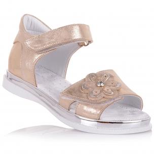 Детская обувь PERLINKA (Босоножки с зеркальными вставками)