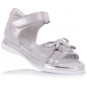 Дитяче взуття PERLINKA (Стильні босоніжки з бантиком)