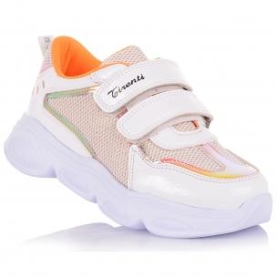 Дитяче взуття PERLINKA (Текстильні кросівки на липучках)