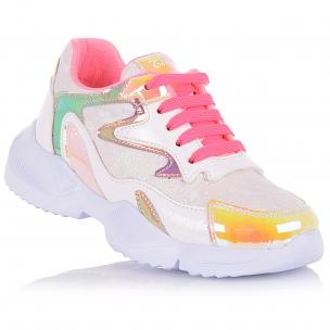 Дитяче взуття PERLINKA (Текстильні кросівки з яскравими вставками)