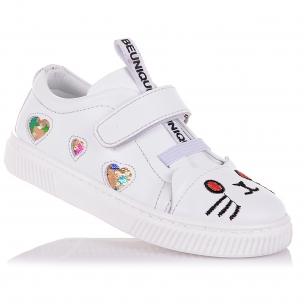 Дитяче взуття PERLINKA (Ультрамодні мокасини на дівчинку)