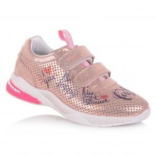 Детская обувь PERLINKA (Перфорированные кроссовки на липучках)