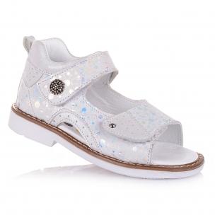 Детская обувь PERLINKA (Нарядные босоножки на двух липучках)