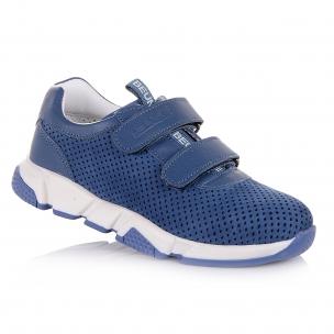 Дитяче взуття PERLINKA ( Перфоровані кросівки на двох липучках)