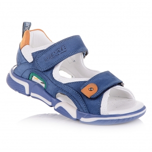 Детская обувь PERLINKA (Спортивные босоножки на двух липучках)