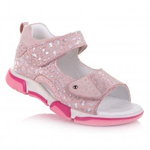 Детская обувь PERLINKA (Стильные босоножки на двух липучках)