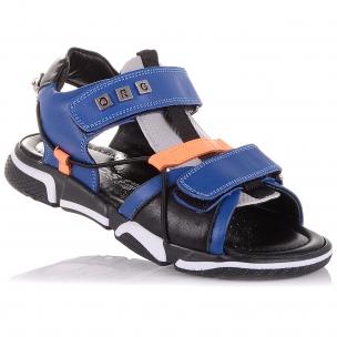Дитяче взуття PERLINKA ( Стильні босоніжки зі шкіри)