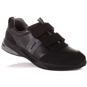 Дитяче взуття PERLINKA ( Кросівки зі шкіри та нубуку в школу)