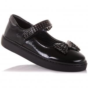 Детская обувь PERLINKA (Лаковые туфли с бантом )