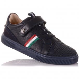 Детская обувь PERLINKA (Модные школьные мокасины)