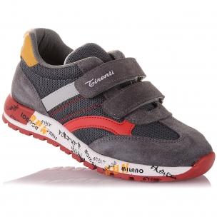 Детская обувь PERLINKA (Стильные кроссовки с красной подошвой)