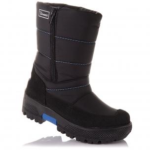 Детская обувь PERLINKA (Стильные дутики с мембраной (термо))