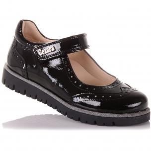Дитяче взуття PERLINKA (Лакові туфлі для школи)